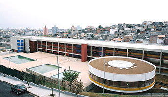 Centro Educacional Unificado Rosa da China